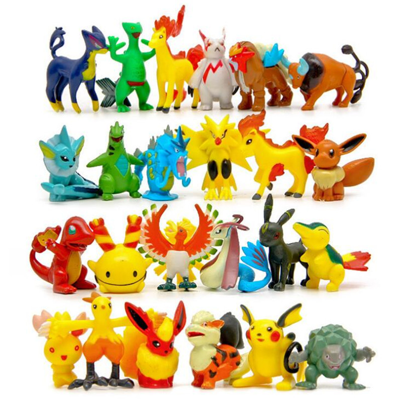 1pcs Pokemon mini random Pearl Figures New 4-6 cm Free Shipping Drop Shipping chaos black best gifts for kids(China (Mainland))