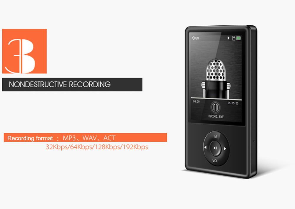 Купить X11 8 ГБ Профессиональный lossless музыка mp3 hifi музыкальный плеер с TFT экран поддержка APE/FLAC/ALAC/WAV/WMA/OGG/MP3 формат бесплатный подарок