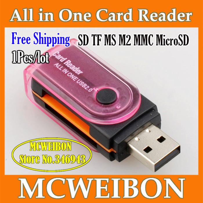 micro sd usb all in one card reader consumer electronics cartao de memoria microsd tf to