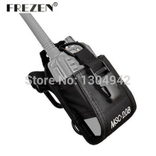 Buy Baofeng Radio Case Holder MSC-20B Portable Pouch Kenwood Yaesu ICOM Baofeng UV-5R Walkie Talkie TYT TH-F8+ Vextex for $4.98 in AliExpress store