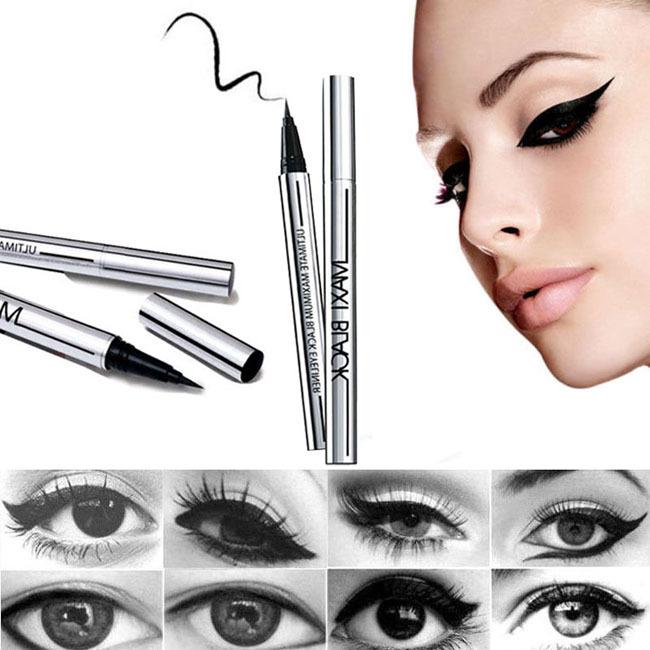 Высокое качество макияж красота шарп черный карандаш для подводки для глаз карандашом косметика водонепроницаемый maquiagem подарок