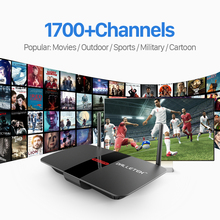 Buy Dalletektv Android Smart TV Box Quad Core 1G/8G WiFi H.265 Media Player 1Year Free HD Iudtv IPTV Subscription Europe Arabic for $75.39 in AliExpress store