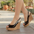 CDTS Small Yards 30 31 32 33 Plus 43 Brand Ladies 2016 wedges sandals high heels