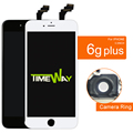 2pcs For iPhone 6 Plus LCD Screen Display And Digitizer Assembly Camera