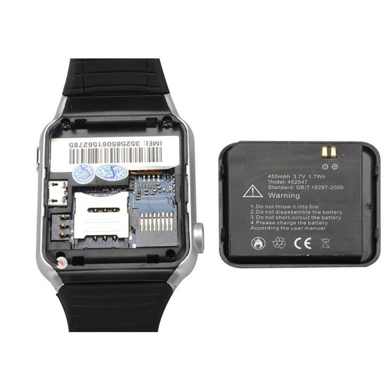 Luxury Smart Watch zgpax S39 with camera TF card and SIM card slot Bluetooth wrist smartwatch