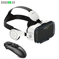Original BOBOVR Z4 3D Max Virtual Veality Glasses Leather Upgrade Head Set 120 FOV VR BOX