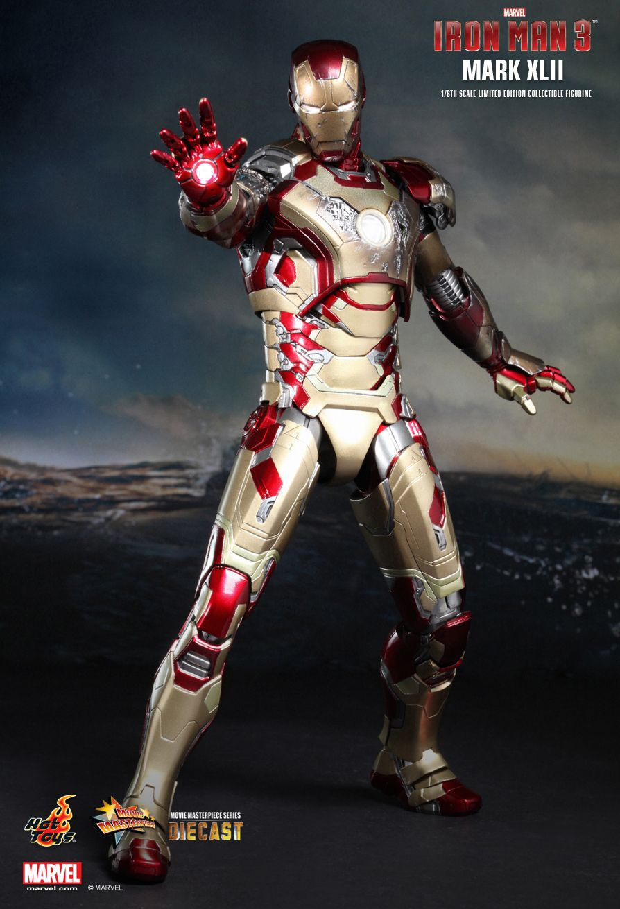 hottoys 1/6 scale Iron Man doll action figures , Soldier Finished Product Video action figures model,Limited Edition Collectible<br><br>Aliexpress