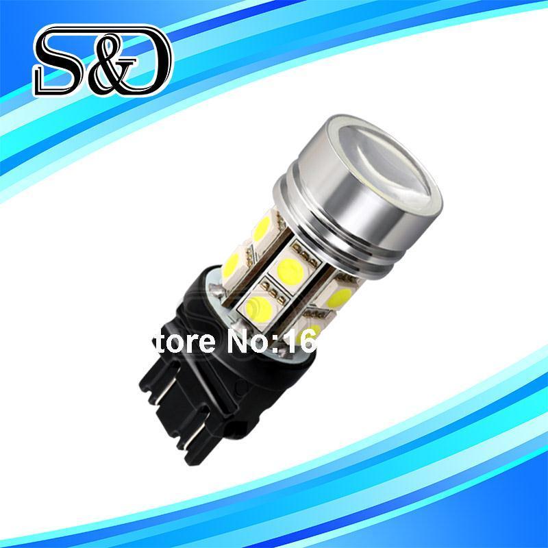 3156 3157 led High Power 12 SMD 5050 5W Stop Bulb Lamp p27/7w led car bulbs brake Lights Car Light Source parking 12V(China (Mainland))