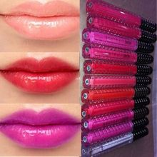 New 2015 Beauty Makeup Waterproof Lip Pencil Lipstick Lip Gloss Lip Pen 11Color