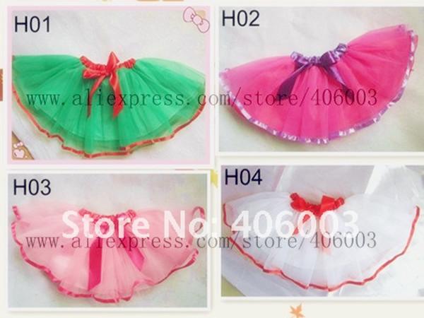 saia summer models child tulle bow tutu skirt baby girls skirts<br><br>Aliexpress
