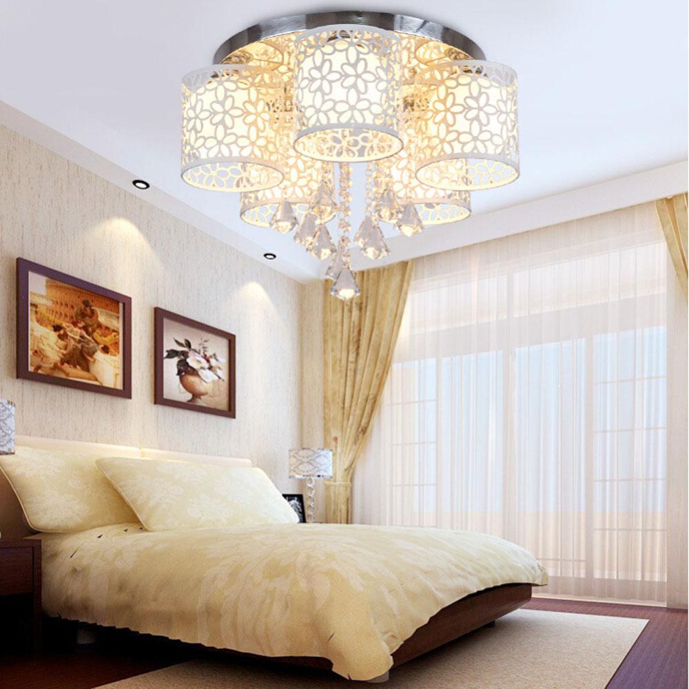 online kaufen gro handel kristall unterputz deckenleuchte aus china kristall unterputz. Black Bedroom Furniture Sets. Home Design Ideas