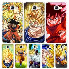 Buy Dragon Ball Z Goku Anime Series Hard White Coque Shell Case Cover Phone Cases Samsung Galaxy A3 A5 A7 2016 2017 A8 A9 for $1.62 in AliExpress store