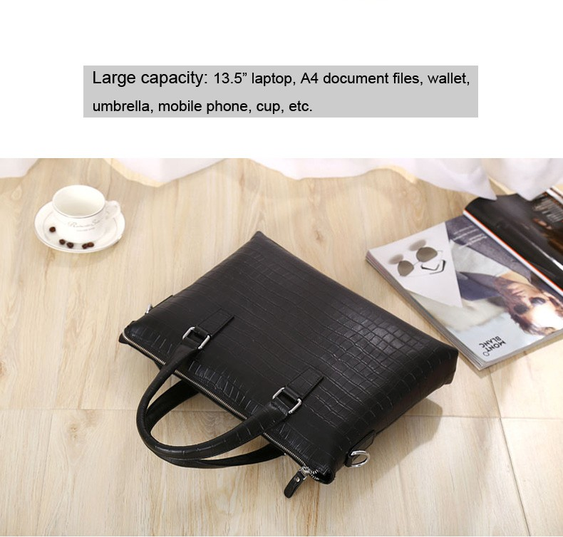 KEVIN YUN designer brand men handbag genuine leather bag male shoulder messenger bags business men briefcase laptop bag