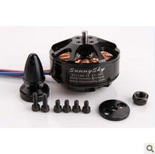 New X4110S 340 400KV 460 680KV 580KV high efficiency multi axis disc motor free shipping