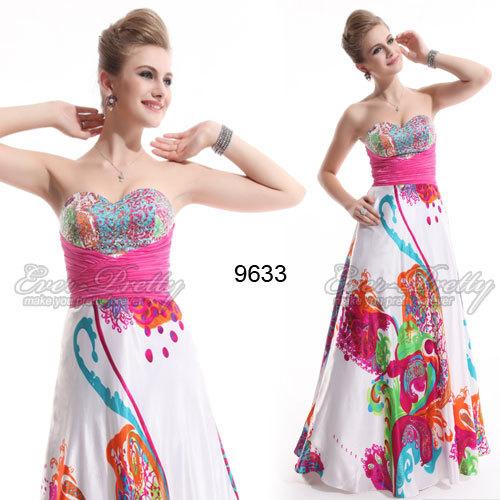 Вечернее платье Ever-Pretty HE09633 2015 HE09633HP коктейльное платье every pretty 2015 ap05241bk he03315rd