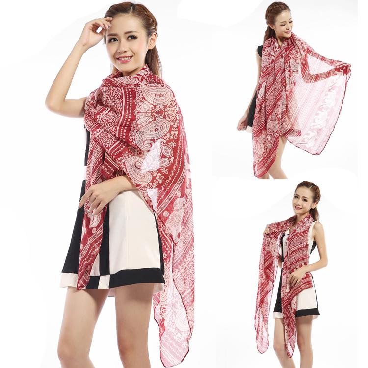 Женский шарф Trendy Desigual 180x90CM echarpe z/467 Z-467