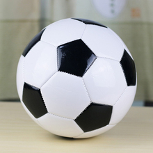 Wear-resistant Classic Black and White Training Balls Football Official Size 5 High Quality PU Slip-resistant Soccer Ball