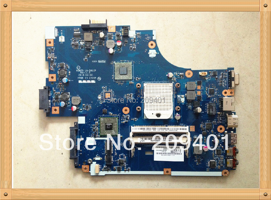 ASPIRE 5551 5551G  Mainboard Use For Acer LA-5912P & Tested