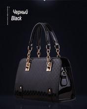 Pochette Women Leather Handbag Plaid Bag Bolsas Femininas Couro Lady Single Designer Shoulder Bags Handbags Women
