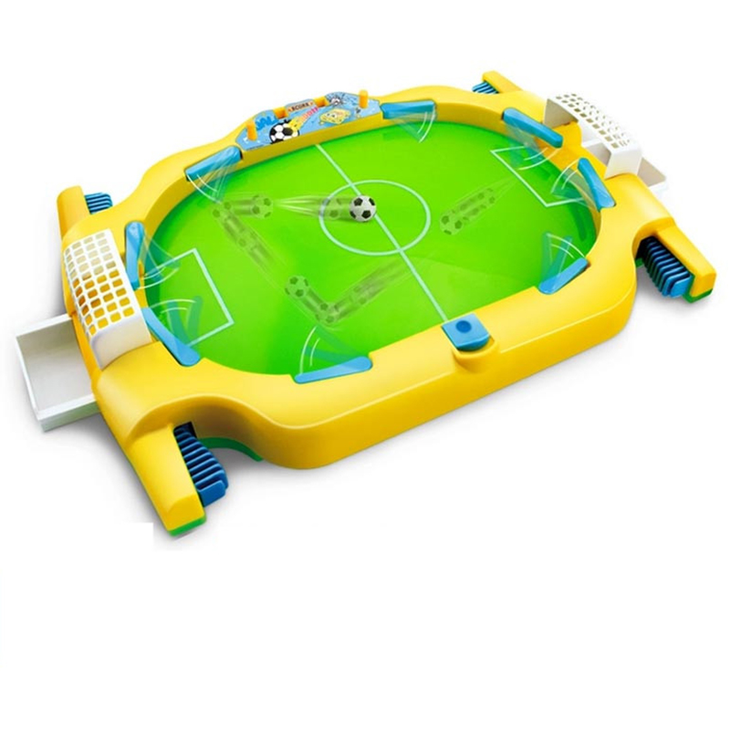 NEW Soccer Table Football Board Game 2 Balls & Counter Score Function Tabletop Soccer Children Toy(China (Mainland))