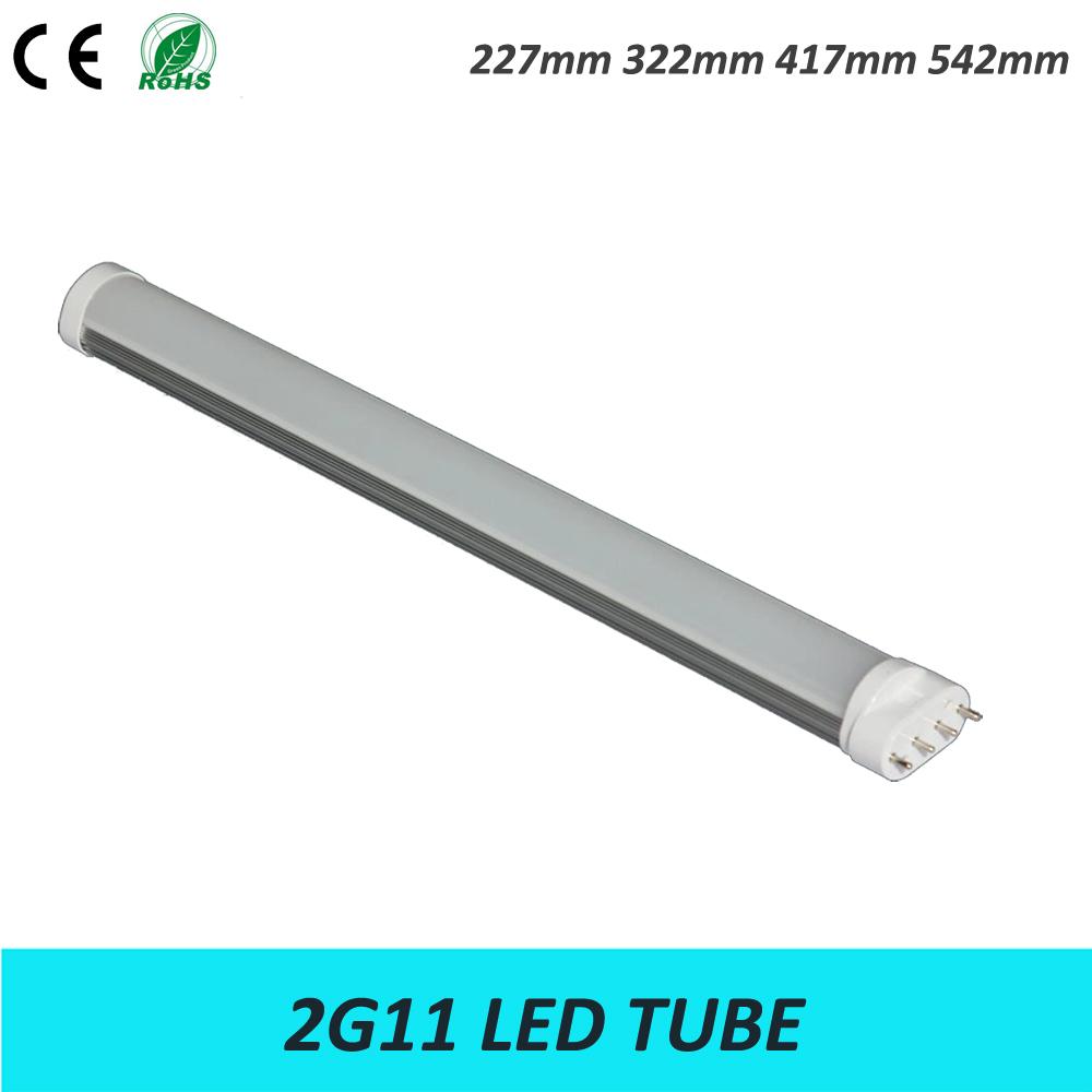 2016 Customize Cool White 2g11 Led Tube Light 4 Pins Pll Led Lamp 2835 15w 2g11(China (Mainland))