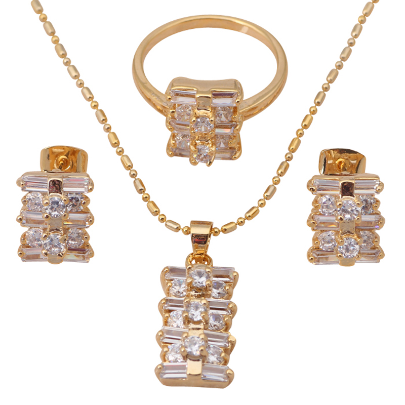 special design 18k k gold plated necklaces pendants