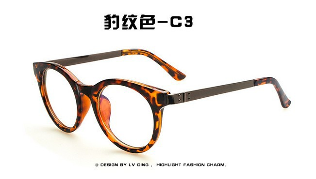 2014 new style fashion metal spectacle frames original ...