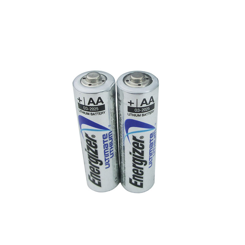 2pcs/lot ZX-XX-0092 AA SIZE L91 FR6 1.5V Primary & Dry lithium Batteries for Energizer electric toys(China (Mainland))