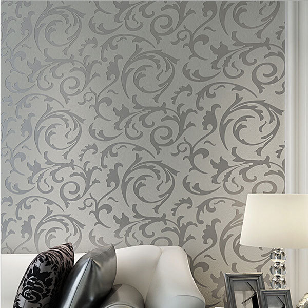 Online buy wholesale 3d wall murals wallpaper from china for Luxury 3d wallpaper
