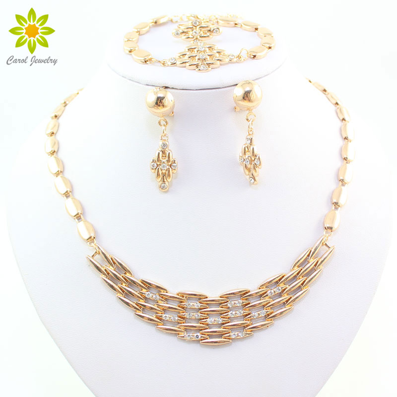 fine jewelry sets for women fashion african costume jewelry set bridal