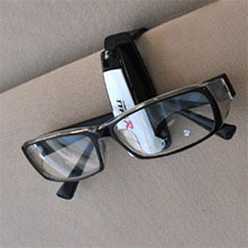PY039 Car Sun Visor Sunglasses Clips Holder Automotive Interior Organizer Auto Part Accessories Gear Stuff Supplies Products(China (Mainland))