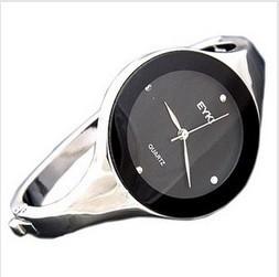 Kimio Wholesale & Retail Rhinestone Bracelet Fashion Table Simple And Elegant Women`s Watch,Dress watches,Free shipping!