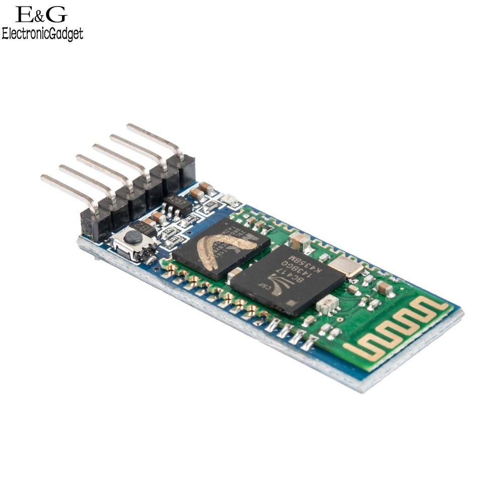 professional HC-05 Integrated Bluetooth Module Wireless Serial Port Module New for Arduino 68(China (Mainland))
