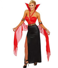 Buy halloween costume women devil cosplay vampire costume women vampire cosplay clothing demon costume for $38.90 in AliExpress store