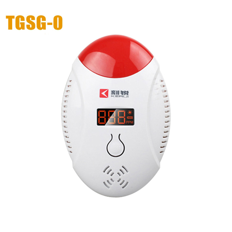 HA-03 home Carbon monoxide alarm Chinese and English switch used 3 pieces AAA battery Simple wall mounting(China (Mainland))