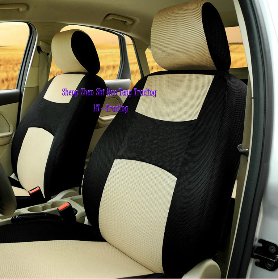 buy generic car version seat cover for toyota corolla camry prius rav4 logo. Black Bedroom Furniture Sets. Home Design Ideas