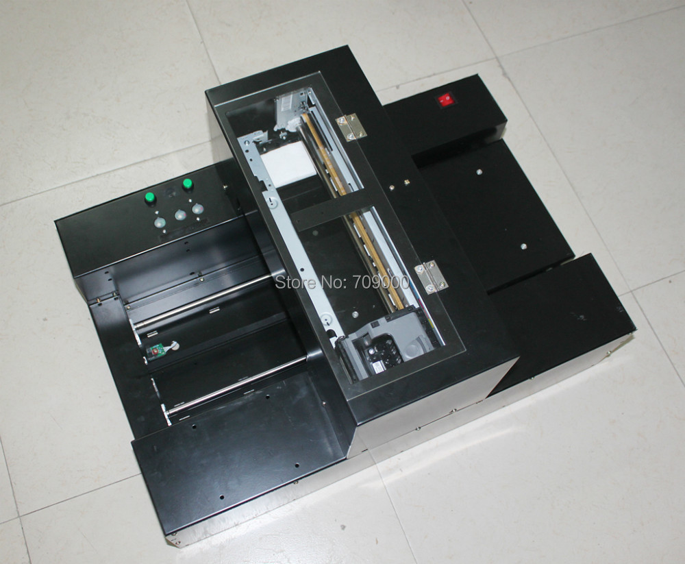A4 Size T-Shirt Printer Textile Printing Machine Garment Printer with Free Shipping(China (Mainland))