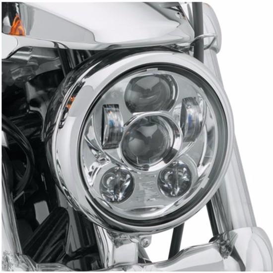 Купить Бесплатная Доставка Проект Harley Daymaker 5.75 дюймов СВЕТОДИОДНЫЕ Фары 5 3/4 inch Daymaker СВЕТОДИОД Для Sportsters Фар Комплект