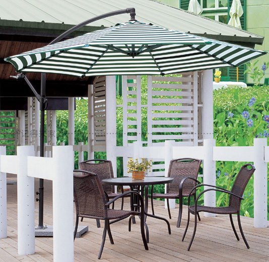 Wicker chair outdoor furniture umbrellas when matching umbrella patio can be customized gear<br><br>Aliexpress