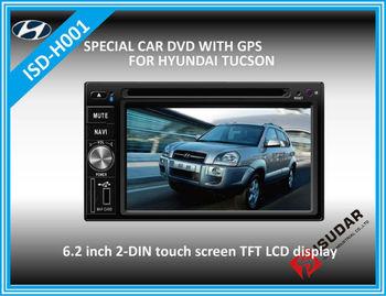 2 Two Din 6.2 Inch Universal Car DVD For HYUNDAI VERNA 2005 Elantra Sonata TUCSON I20 With GPS Bluetooth TV IPOD Radio Free Maps