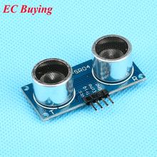 Buy HC-SR04 Ultrasonic Module Distance Measuring Transducer Sensor Arduino Samples HC-SR04-P Sensor Module Without Oscillator for $9.29 in AliExpress store