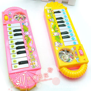 Early Learning / Music / Smart Toy Music Toy Mobile Music Piano Free Shipping