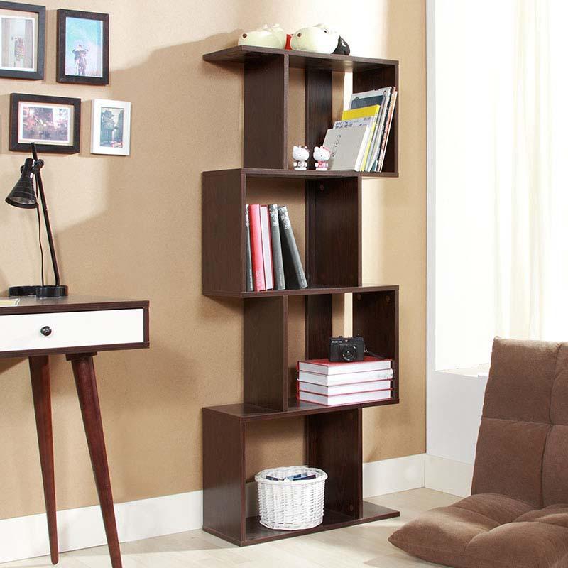 Modern living room furniture bookcases storage shelf(China (Mainland))