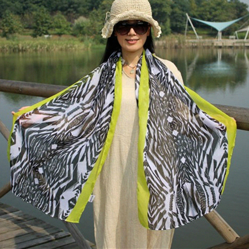 2016 women zebra shawl summer fashion printted scarf voile cosy scarves and shawls elegant Apparel Accessories hot sale shawls(China (Mainland))