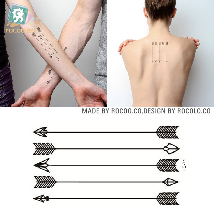 10 5x6cm New sex products Design Fashion Temporary Tattoo Stickers Temporary Body Art Waterproof Tattoo Pattern