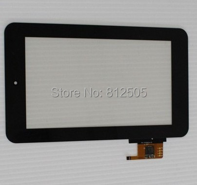 Free Shipping!!! New LCD Touch Screen Panel For Tablet PC HP Slate 7(China (Mainland))