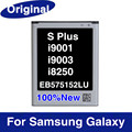 EB575152LU Original Rechargeable Battery 1650mAh For Samsung i9001 Galaxy S Plus I9003 i8250 Mobile Phone Replacement