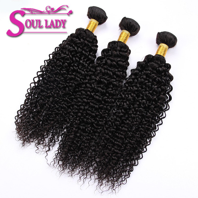 Indian Curly Virgin Hair 6A Jerry Kinky Curly Virgin Hair Indian Virgin Hair Curly Weave 3PCs Cheap Human Hair 100g Bundles