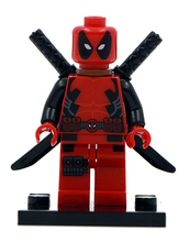 Single sale 120 style DC marvel avengers 2 super heroes Minifigures Building Block Best Children Gift Toy(China (Mainland))