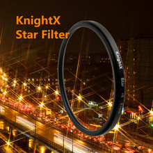 KnightX   8 Point 8PT Star Filter  Point Line  58mm  for Canon 18-55mm EOS Rebel T4i T3i T2i XSi XT lens DSLR 2015 new